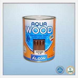 Aqua Wood
